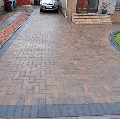 Driveways Excel, Monoblock Driveways in Glasgow, Stirling ...